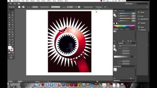 Tutoriel Illustrator : Vectoriser une image