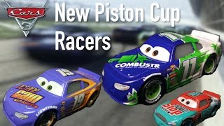 Cars 3 New Piston Cup Racers & Bobby Swift Reveal - Speculation & Breakdown