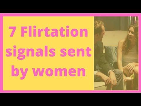 Xxx Mp4 7 Flirtation Signals Sent By Women 3gp Sex