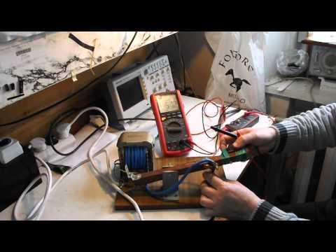 Контактная сварка своими руками для аккумуляторов