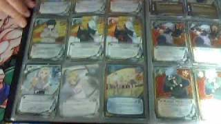 My updated naruto super rares -CHIDORI!!!!-