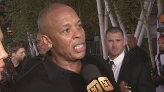 How Does Dr. Dre Really Feel About 'Straight Outta Compton'?