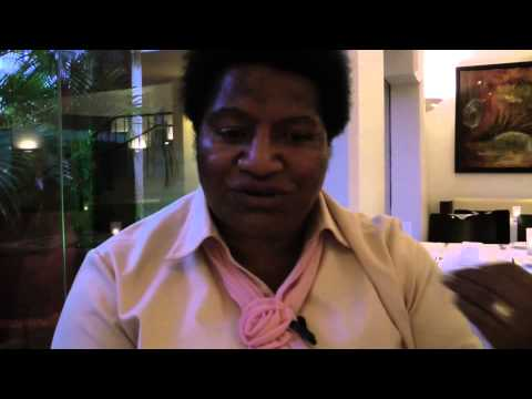Papua New Guinea: Leadership Mapping Project - The Hon Julie Soso