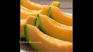Yubari king, melon termahal di dunia. Harganya lebih mahal dari motor