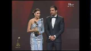 افضل مسلسل عربي بتصويت الجمهور لعام 2012