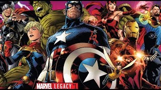 'Marvel Legacy': Go inside the one-shot comic and what it means for the heroes