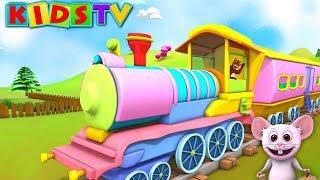 Gaadi Aayi Plane Aaya   Hindi Nursery Rhymes by Kids Tv
