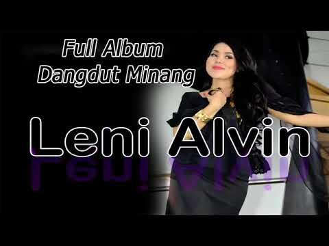 Lagu Dangdut Minang Leni Alvin - sabiduak balain haluan - Full Album 2017
