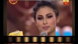 Mohit Raina wishes congratulations to Mouni Roy for winning best actress award