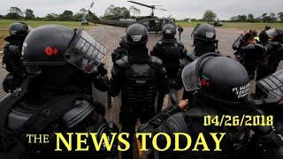 """Special Report: A Fractured Peace €"""" Violent Rivals Rush Into FARC Void In Colombia   News Tod..."""