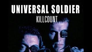 Universal Soldier (1992) Jean Claude Van Damme & Dolph Lundgren killcount REDUX