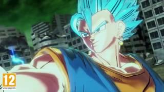 Dragon Ball Xenoverse 2 - Vegetto Blue GAMEPLAY Trailer!
