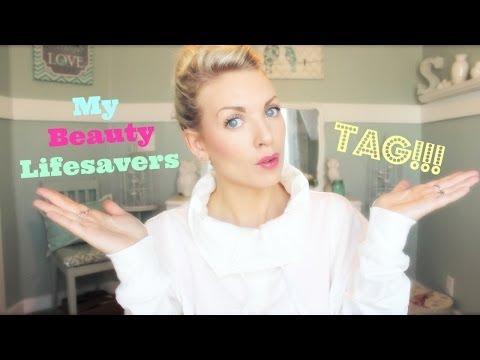 ❤ My Beauty Lifesavers Tag ❤