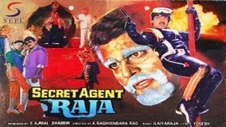 Secret Agent Raja - Full Length Action Hindi Dubbed Movie 2015 HD