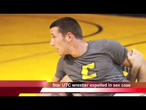 UTC wrestler Corey Mock guilty in sex case