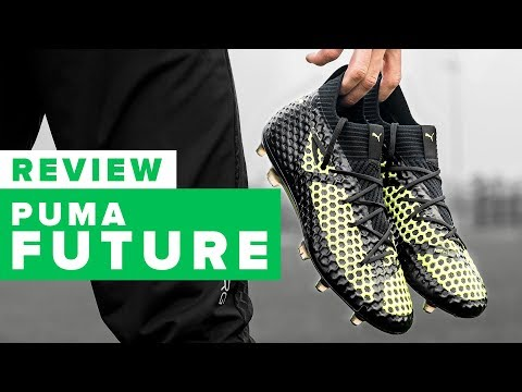 PUMA FUTURE 18.1 NETFIT REVIEW - best football boot of 2017?