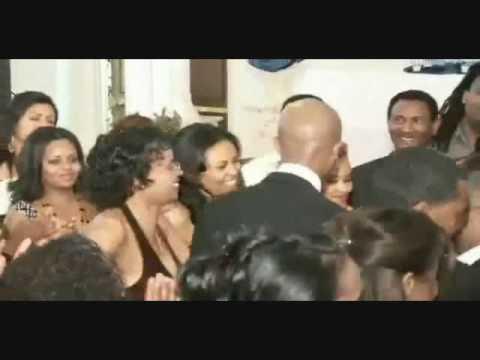 Ethiopian wedding ceremonies