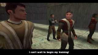 Star Wars Jedi Knight III: Jedi Academy - Chapter 2 - Basic Training (Cutscenes)