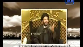 المعمم أحمد الصافي يزعم أن الإمام الرضا يحيي الموتى