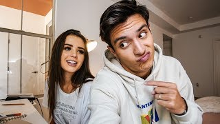 Jess did SOMETHING HUGE | Gabriel Conte Vlogs