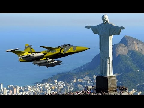 Gripen NG Brazil: True Collaboration -