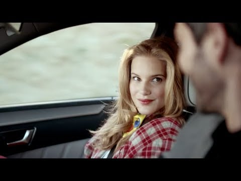 funny Mercedes-Benz commercial