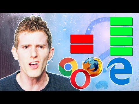 Microsoft Edge: WAY Better Battery Life! - $h!t Manufacturers Say Ep4