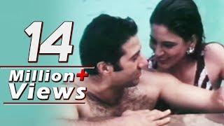Sunny Deol Kissing Archana Puransingh, Aag Ka Gola -  Romantic Scene 3/11