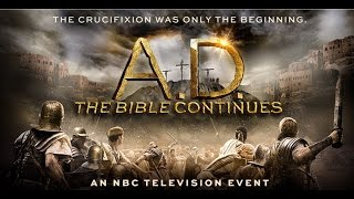 A D  The Bible Continues Christian Movie Trailer 2015
