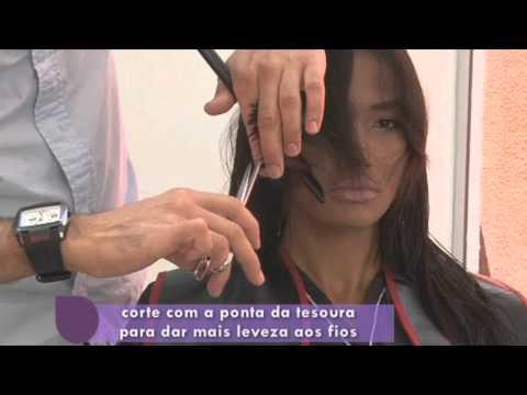VIVABELEZA Corte de verão para cabelo longo