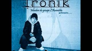 Ironik - Sans elles (avec Papaz et Le D-Mon)