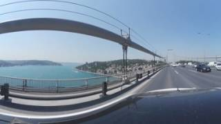 360 VR Video Bosphorus
