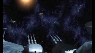 35 anos de  Star Blazers -patrulha estelar.