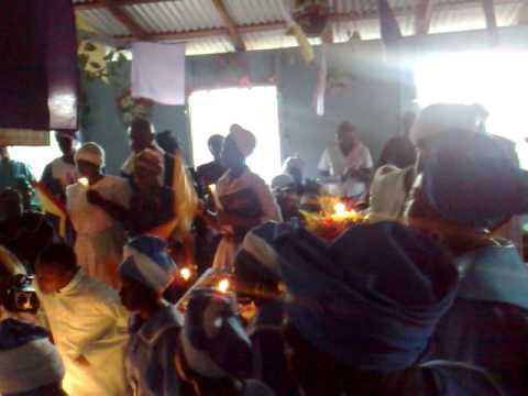 Spiritual Baptist Thanksgiving Service in St Vincent Pt3