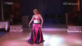 LUCY Bellydancer-1st place-Tarab competition in Raqs Sharqi category