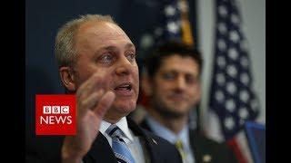 Virginia shooting: US Congressman shot- BBC News