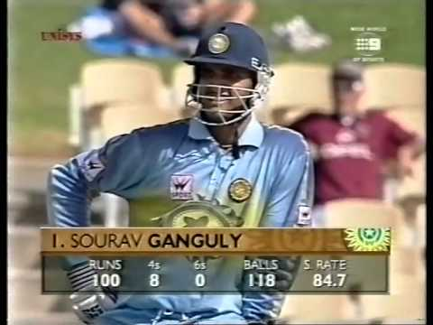 Xxx Mp4 Sourav Ganguly 141 Vs Pakistan Adelaide 1999 00 3gp Sex