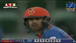 Afghanistan vs Ireland 2nd T20 match full HD highlights