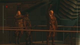 Metal Gear Solid 2 HD - RAY Hijacked Cinematic - Gameplay