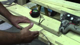 How to cut wood accurately the first time