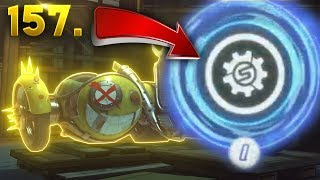 Junkertown Bug that Makes Torbjörn OP!! | OVERWATCH Daily Moments Ep. 157 (Funny and Random Moments)