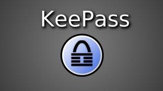 Passwörter sicher im dig. Safe mit Keepass aufbewahren [RaoulPM]