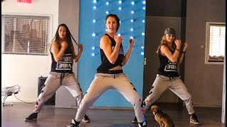 Bloopers Combat Fitness Saxobeat Dance Choreography