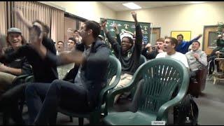 Le Moyne College Men's Soccer   NCAA Selection Show