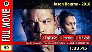 Watch Online : Jason Bourne (2016)