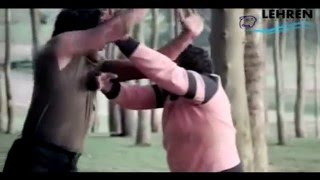 Chiranjeevi Saves Poornima From Bad Guys   Mantri Gari Viyyankudu   Telugu Film