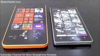 SPEED TEST - Microsoft Lumia 640 XL vs Nokia Lumia 930