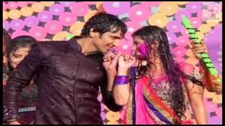 Roli & Siddhant From 'Sasural Simar Ka' Holi Special