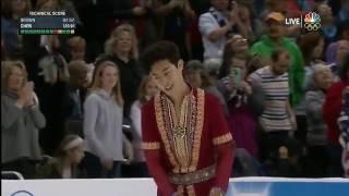 2017 US Figure Skating Championships - Men's Free Skate - Nathan Chen