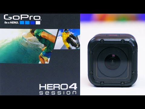 GoPro HERO4 Session Unboxing, First Look & Test Footage